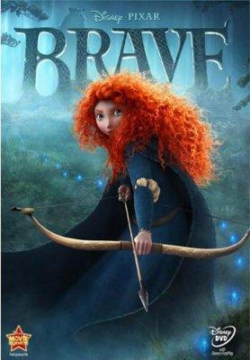 دانلود دوبله فارسی انیمیشن دلیر Brave 2012